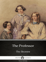The Professor by Charlotte Bronte (Illustrated)