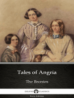 Tales of Angria by Charlotte Bronte (Illustrated)