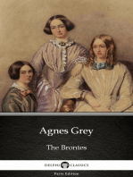 Agnes Grey by Anne Bronte (Illustrated)