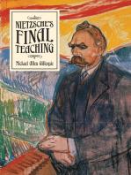 Nietzsche's Final Teaching
