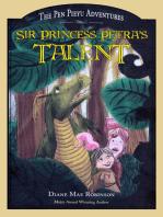 Sir Princess Petra's Talent - The Pen Pieyu Adventures (book #2)