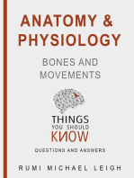 """Anatomy and Physiology """"Bones and Movements"""""""