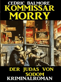 Kommissar Morry - Der Judas von Sodom