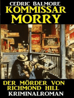 Kommissar Morry - Der Mörder von Richmond Hill