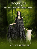 Jacquelyn and the Sparkly Emo Vampire Goat