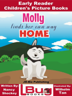 Molly Finds Her Own Way Home