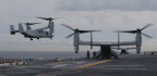 Australian Navy Locates Crashed U.S. Marine Osprey Plane