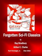 Forgotten Sci-Fi Classics