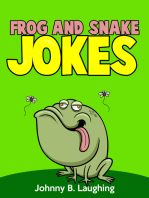 Frog and Snake Jokes