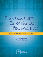 Planeamiento estratégico prospectivo