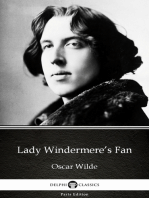 Lady Windermere's Fan by Oscar Wilde (Illustrated)