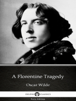 A Florentine Tragedy by Oscar Wilde (Illustrated)