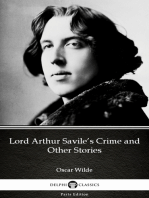 Lord Arthur Savile's Crime and Other Stories by Oscar Wilde (Illustrated)