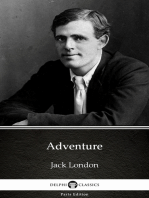 Adventure by Jack London (Illustrated)