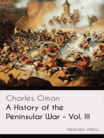 A History of the Peninsular War - Vol. III