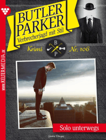 Butler Parker 106 – Kriminalroman: Solo unterwegs