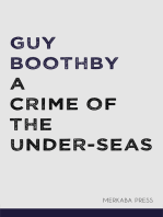 A Crime of the Under-seas