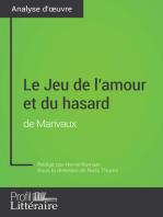 Le Jeu de l'amour et du hasard de Marivaux (Analyse approfondie)