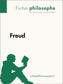 Freud (Fiche philosophe): Comprendre la philosophie avec lePetitPhilosophe.fr