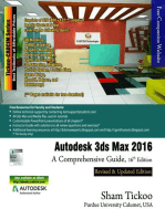 Autodesk 3ds Max 2016: A Comprehensive Guide
