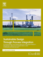 Sustainable Design Through Process Integration