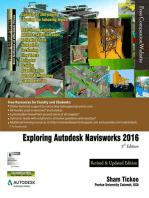 Exploring Autodesk Navisworks 2016