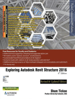 Exploring Autodesk Revit Structure 2016