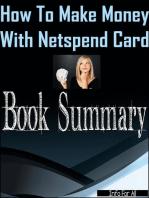 How To Make Money With Netspend (Summary)