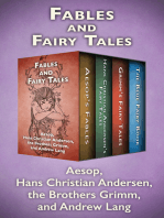 Fables and Fairy Tales