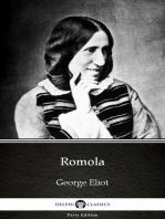 Romola by George Eliot - Delphi Classics (Illustrated)
