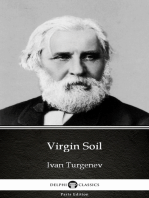Virgin Soil by Ivan Turgenev - Delphi Classics (Illustrated)