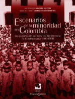 Escenarios de la minoridad en Colombia: Los juzgados de menores y la Beneficencia de Cundinamarca 1900-1930