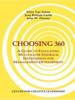 Choosing 360