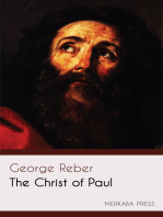 The Christ of Paul