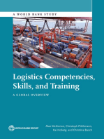 Logistics Competencies, Skills, and Training: A Global Overview