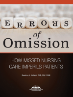 Errors of Omission