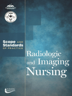Radiologic and Imaging Nursing