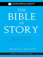 The Bible as Story