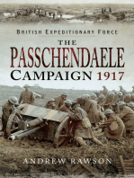The Passchendaele Campaign 1917