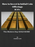 How to Invest in Initial Coin Offerings the New Modern Day Gold Rush