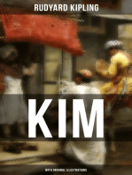 KIM (With Original Illustrations)