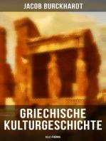 Griechische Kulturgeschichte (Alle 4 Bände)