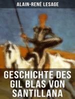 Geschichte des Gil Blas von Santillana