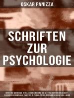 Schriften zur Psychologie