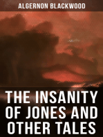 The Insanity of Jones and Other Tales