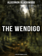 THE WENDIGO (A Chilling Horror Classic)