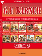 G.F. Barner Staffel 3 – Western