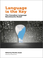 Language is the Key: The Canadian Language Benchmarks Model