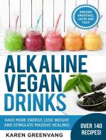 Alkaline Vegan Drinks