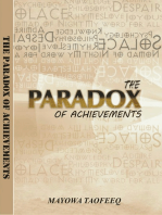 The Paradox Of Achievements